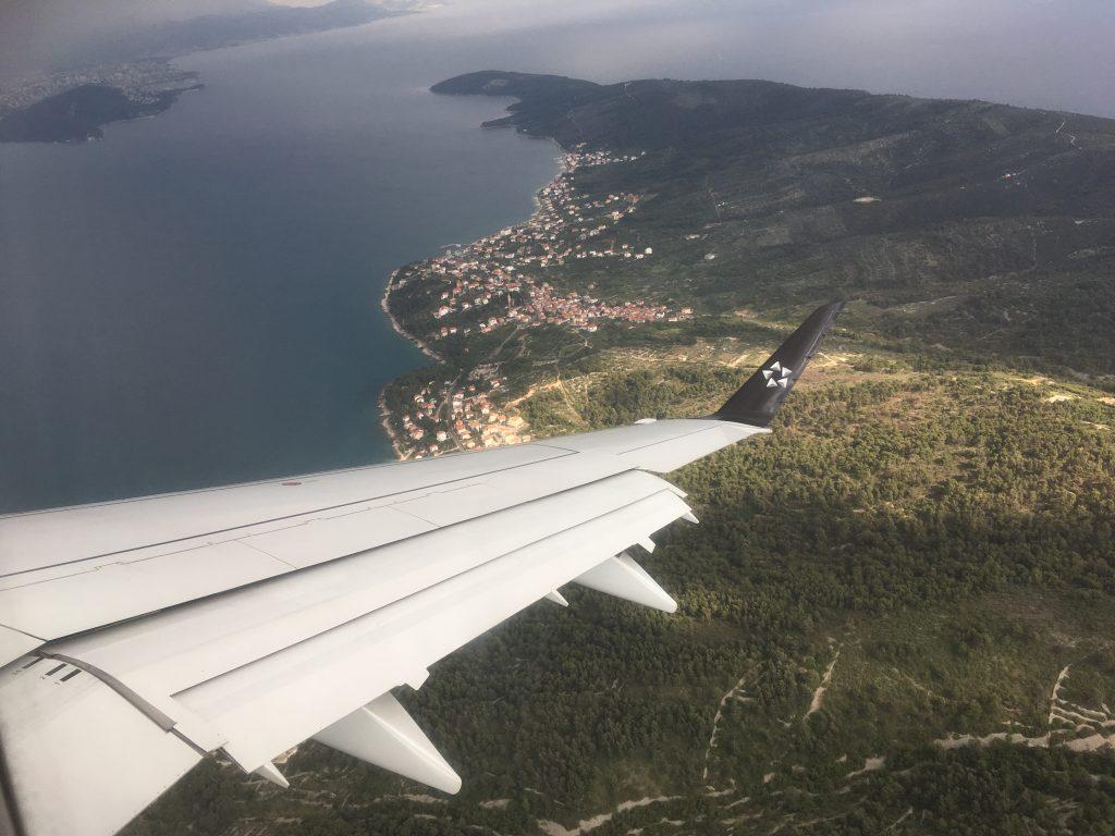 Split air croatia